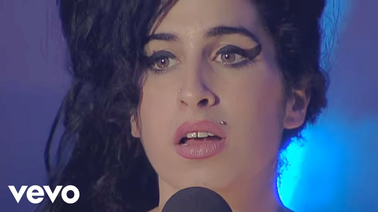 Amy winehouse love is a losing game youtube