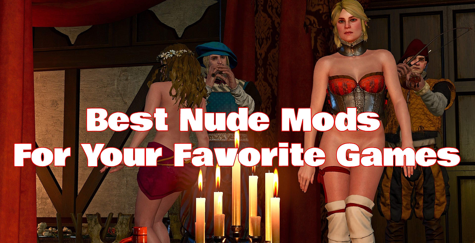 Modding games to have porn in it