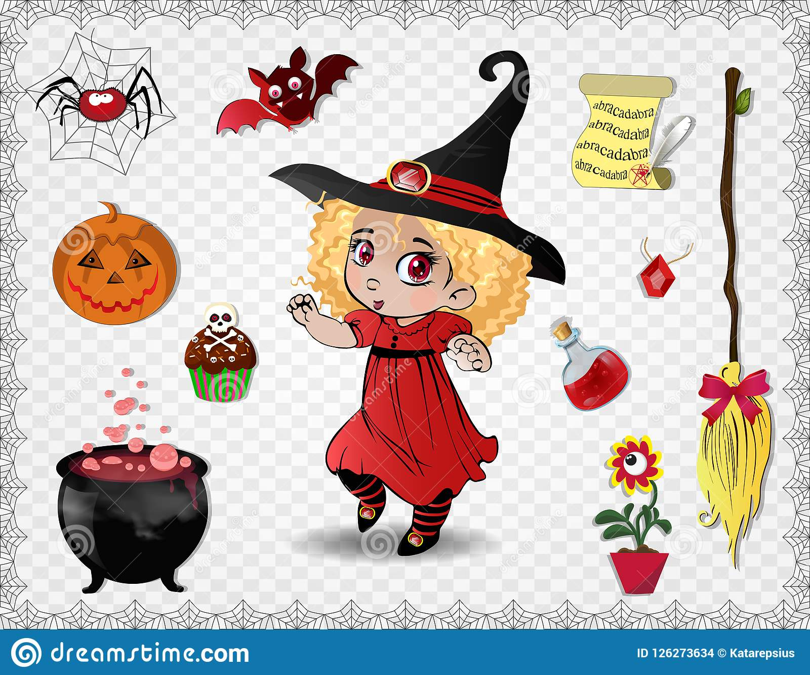 Witch girl game download